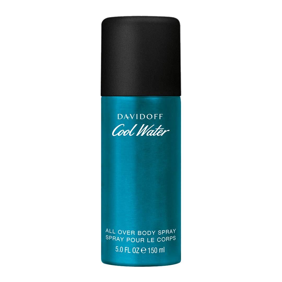 Cool Water By Davidoff For Men  Eau De Toilette Spray 4 2 Ounces