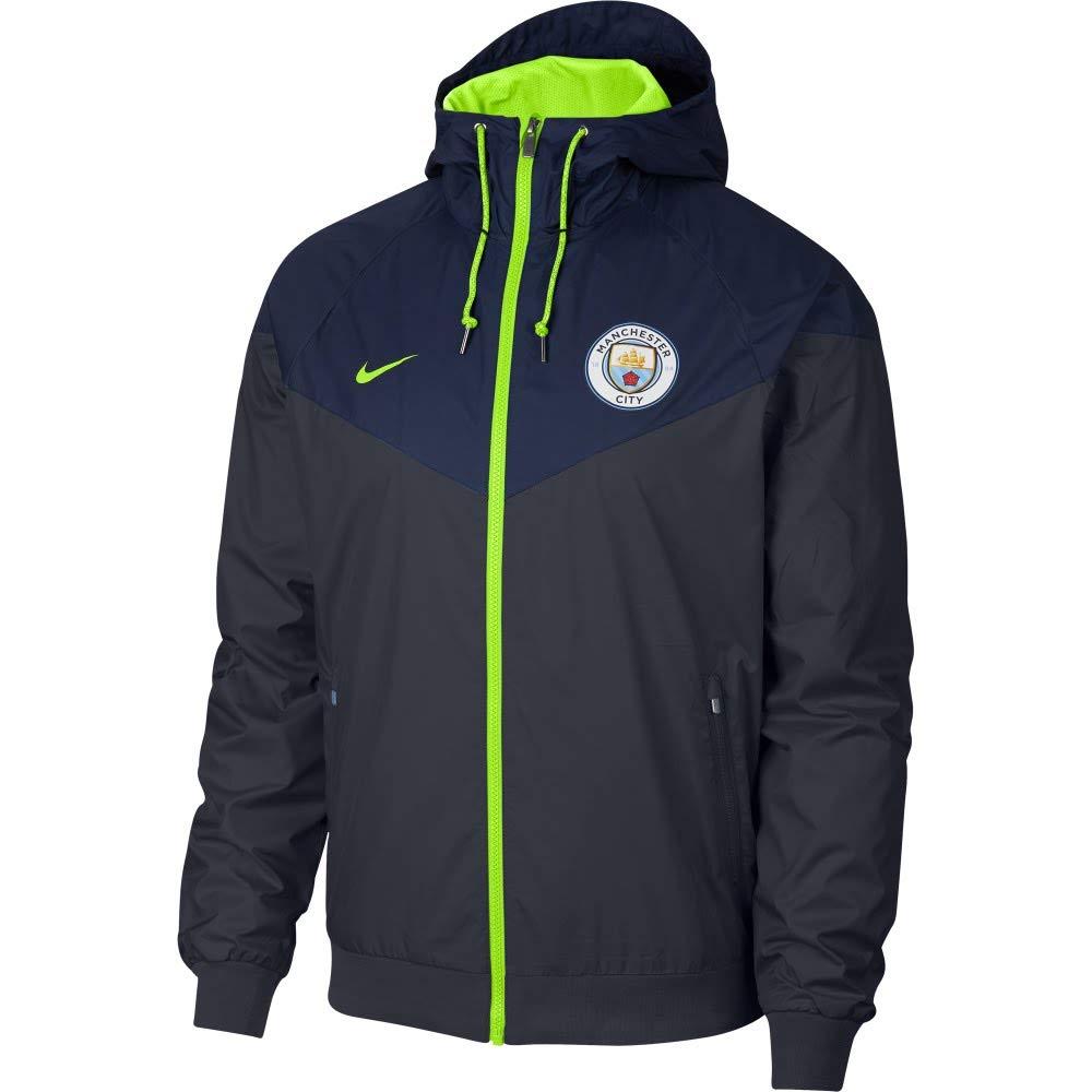 Nike Herren Manchester City FC Jacke