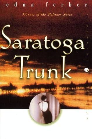 book cover of Saratoga Trunk