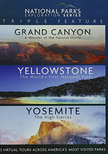 Grand Canyon Yellowstone Park - National Parks Exploration Series - Grand Canyon, Yellowstone, Yosemite