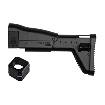 WORKER Decoration Set FN SCAR For Nerf N-stryfe Elite Toys Modify Accessory