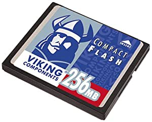 Viking CF256M Memoria Flash 0,256 GB CompactFlash - Tarjeta ...