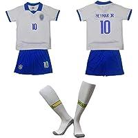 CJM Camiseta de fútbol/Camiseta Neymar JR NO.10
