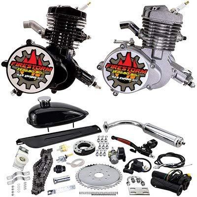 Zeda 80 Complete 2 Stroke 80cc Bicycle Engine Kit