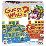 Hasbro Guess Who? Marvel Heroes Edition
