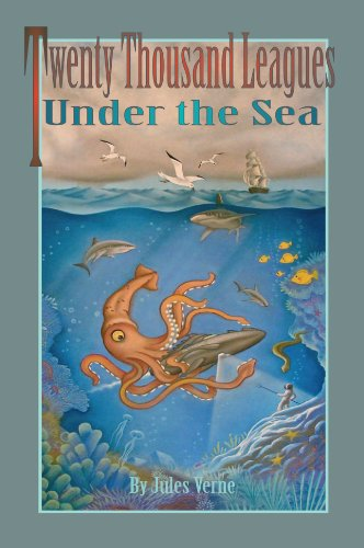 Twenty Thousand Leagues Under The Sea Ebook