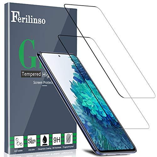 Vidrio templado para Samsung Galaxy S20 FE (2 unidades)