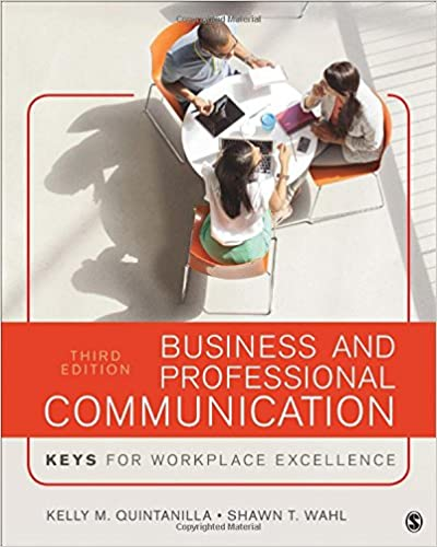Business And Professional Communication: KEYS For Workplace Excellence Free Download