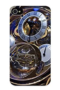 Crazylove Brand New Defender Case For Iphone 5c (zenith Watch Clock Time (11) ) / Christmas's Gift