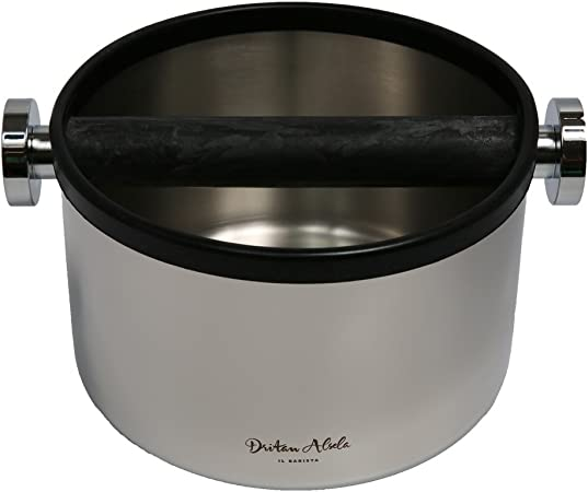 Dritan Alsela professionale Battifiltro in acciaio inox 16,5cm