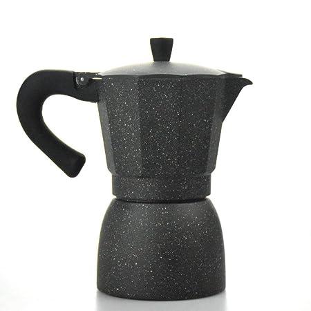Moka Coffee Pot, estufa espresso cafetera italiana cafetera ...