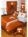 NCAA Tennessee Volunteers - 5pc BED IN A BAG - Queen Bedding Set