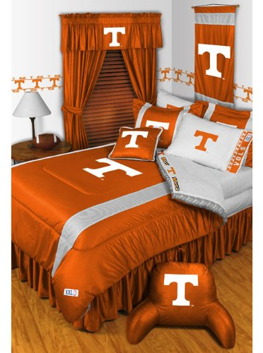 NCAA Tennessee Volunteers - 5pc BED IN A BAG - Queen Bedding Set by NCAA