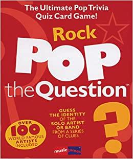 Pop the Question: Rock (Music Games): Amazon co uk: Music