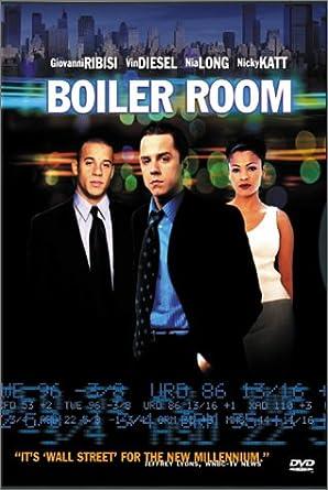 Amazon.com: Boiler Room: Ben Younger, Giovanni Ribisi, Vin Diesel ...