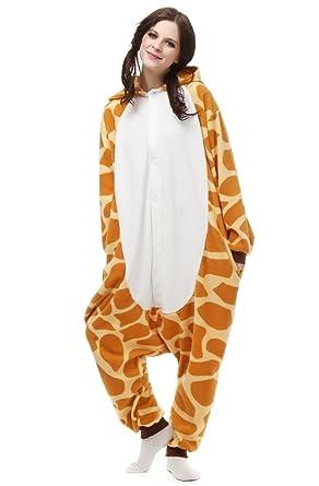 love millie kigurumi animal adult onesie pajamas costume cosplay giraffe s