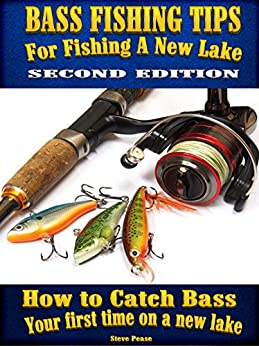 how to catch bass on lonestar lake