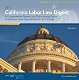 2011 Labor Law Digest Software, CalChamber, 157997337X