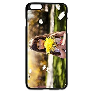 Funny Girl Plastic Case Cover For IPhone 6 Plus