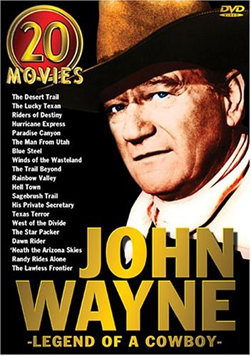 John Wayne: Legend of a Cowboy 20 Movie - Armands St Stores