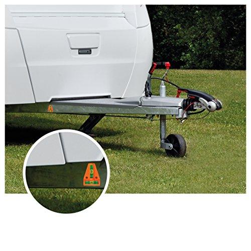 ProPlus 341215 Magntische wasserwaage für Wohnwagen, Wohnmobil und Caravan