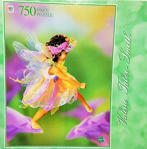 750 Ribbon - Valerie Tabor Smith Art Impressions 750 Piece Jigsaw Puzzle Ribbon Fairy 18