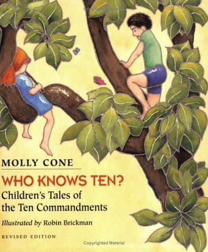 Who Knows Ten: Children's Tales of the Ten Commandments