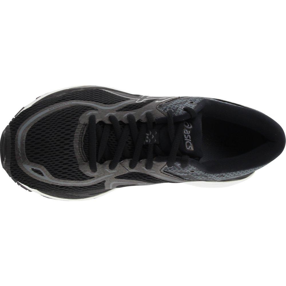 ASICS Men's Gel-Cumulus 19 Running Shoe B077F3QNJB 8 D(M) US|Black/White/Black