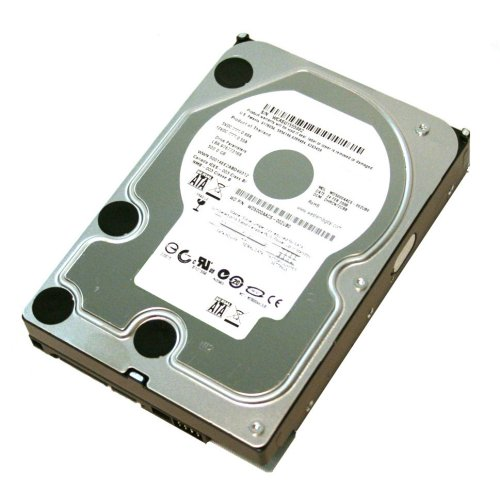 Western Digital Caviar Green WD5000AACS 500GB 5400 to 7200 RPM 16 MB Cache SATA 3.0 Gb/s Hard Drive -