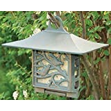 Whitehall Products Nuthatch Suet Feeder, Oil Rub Bronze Review