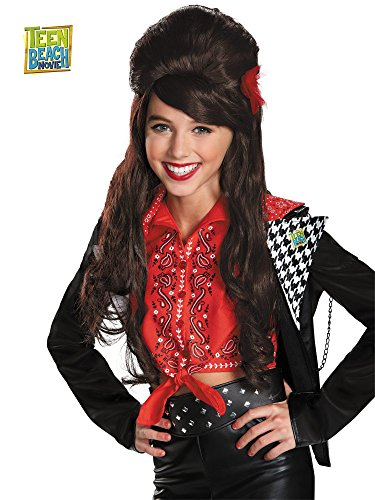 Disguise Disney's Teen Beach Movie Mckenzie Child Wig, One Size Child ()