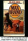 Black Jack, Max Brand, 0671415751