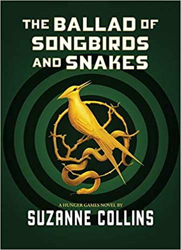 Image result for ballad of songbirds and snakes book amazon