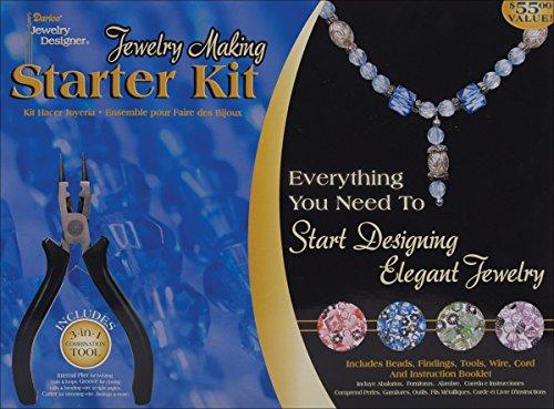 Darice 1985-42 Boxed Jewelry-Making Starter Kit (Jewelry Making Starter Kit)