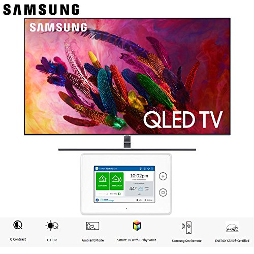 - Samsung Q7 Smart 4K Ultra HD QLED TV (2018) with 1 Year Extended Warranty (55