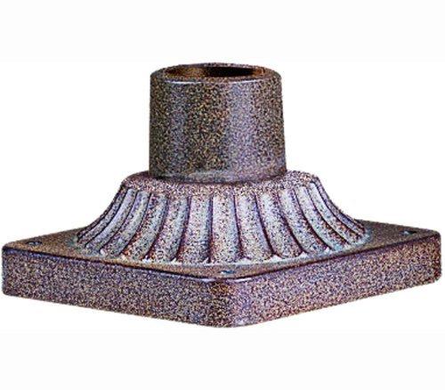 (Troy 28956131 Oil Rubbed Bronze Pier Mount )