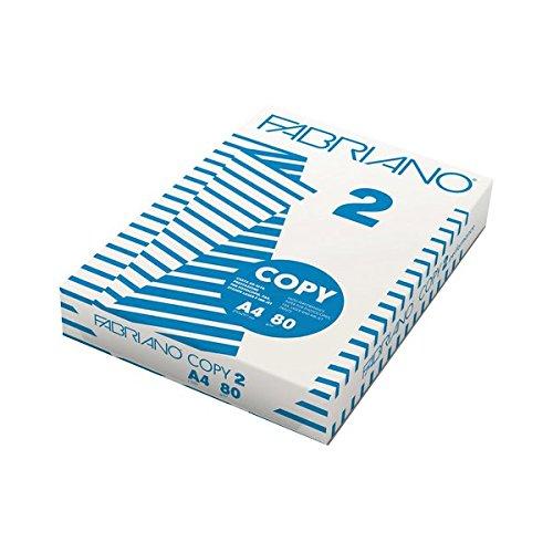 183 opinioni per Fabriano 41021297 Copy 2 Carta Fotocopiatrice, A4, 80 G/Mq, 103 µm, Confezione