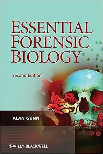 Book Essential Forensic Biology