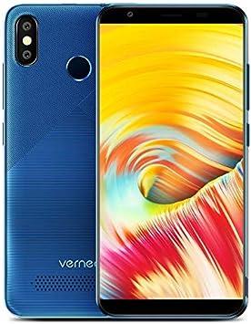 Vernee T3 Pro móviles Libres - 5.5 Pantalla Completa (Relación 18: 9) Móviles Teléfono Inteligente Android 8.1 Dual SIM, MTK6739 Quad Core 3GB + 16GB, batería 4080mAh: Amazon.es: Electrónica