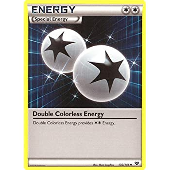 Pokemon - Double Colorless Energy (130/146) - XY