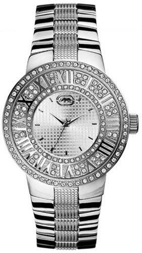 Marc Ecko E 15026G1 - Reloj de caballero de cuarzo (japonés), correa de acero inoxidable: Marc Ecko: Amazon.es: Relojes