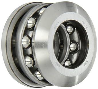 FAG 53306 Self-Aligning Thrust Bearing, Single Row, 90° Contact Angle,