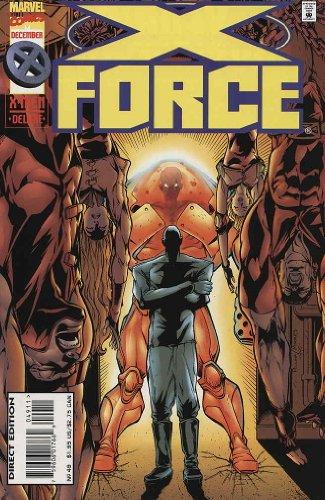 X-Force (1991) #49-Dlx ()