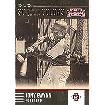 2015 Panini Contenders Old School Colors #14 Tony Gwynn Baseball Card