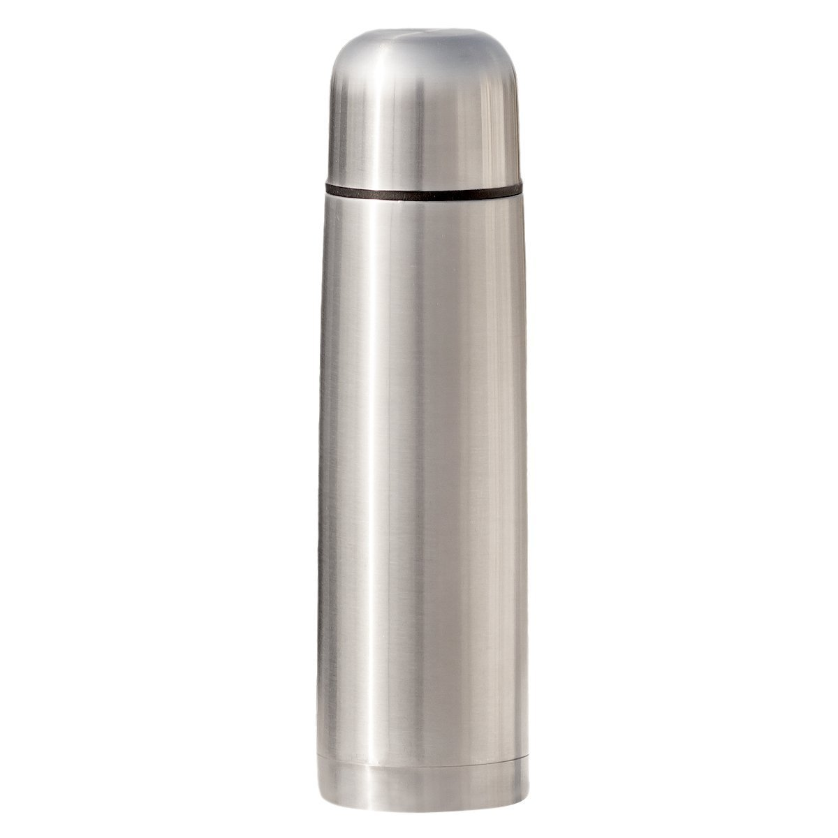 Best Stainless Steel Thermos Bottle - New Triple Wall Insulated - BPA Free - Hot Coffee or Cold Tea + Drink Cup Top - Perfect for Office, Camping and Outdoors - Fits Car Caddy or Backpack Multi Size