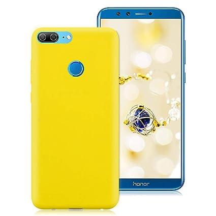 XTCASE Funda Huawei Honor 9 Lite, Suave TPU Silicona Carcasa ...