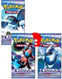 Pokemon Trading Card Call of Legends Booster Pack Lot of 3 (10 Cards Per Pack)