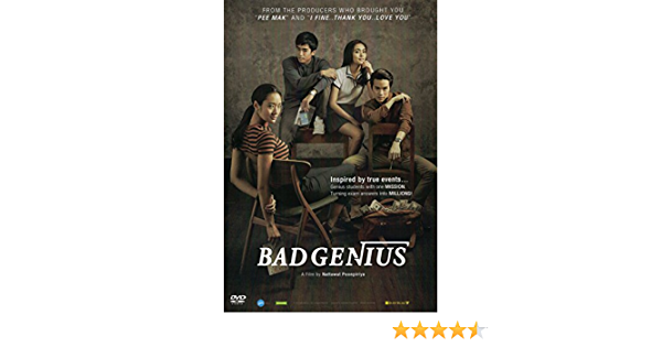 Amazon Com Bad Genius Thai Movie Inspired By True Event English Subtitles All Region Peliculas Y Tv