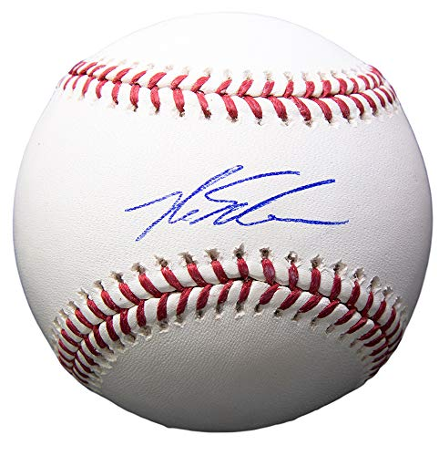 Kyle Schwarber Signed Chicago Cubs Official MLB Baseball Becket Authenticated - Autographed Baseball (Autographed Cubs Mlb Baseball)