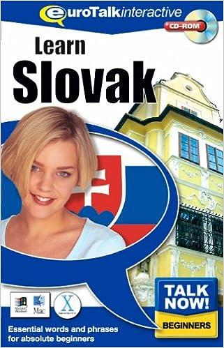 Paras e-kirjan lataaminen Talk Now! Slovak PDF 1843520249